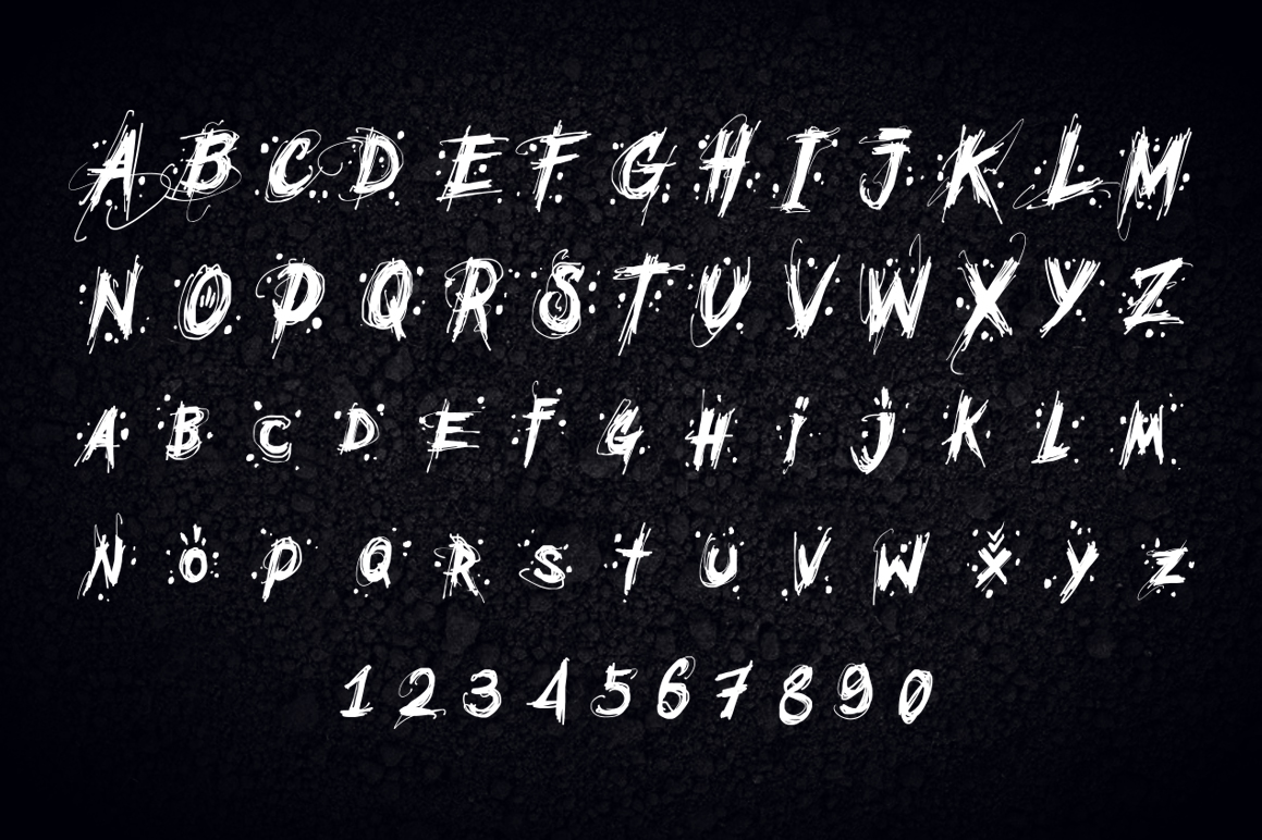 Mudster Font example image 3