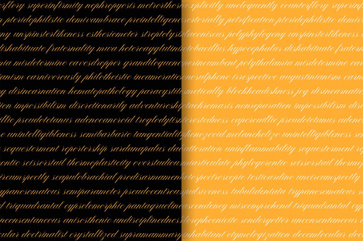 Antura Script example image 5