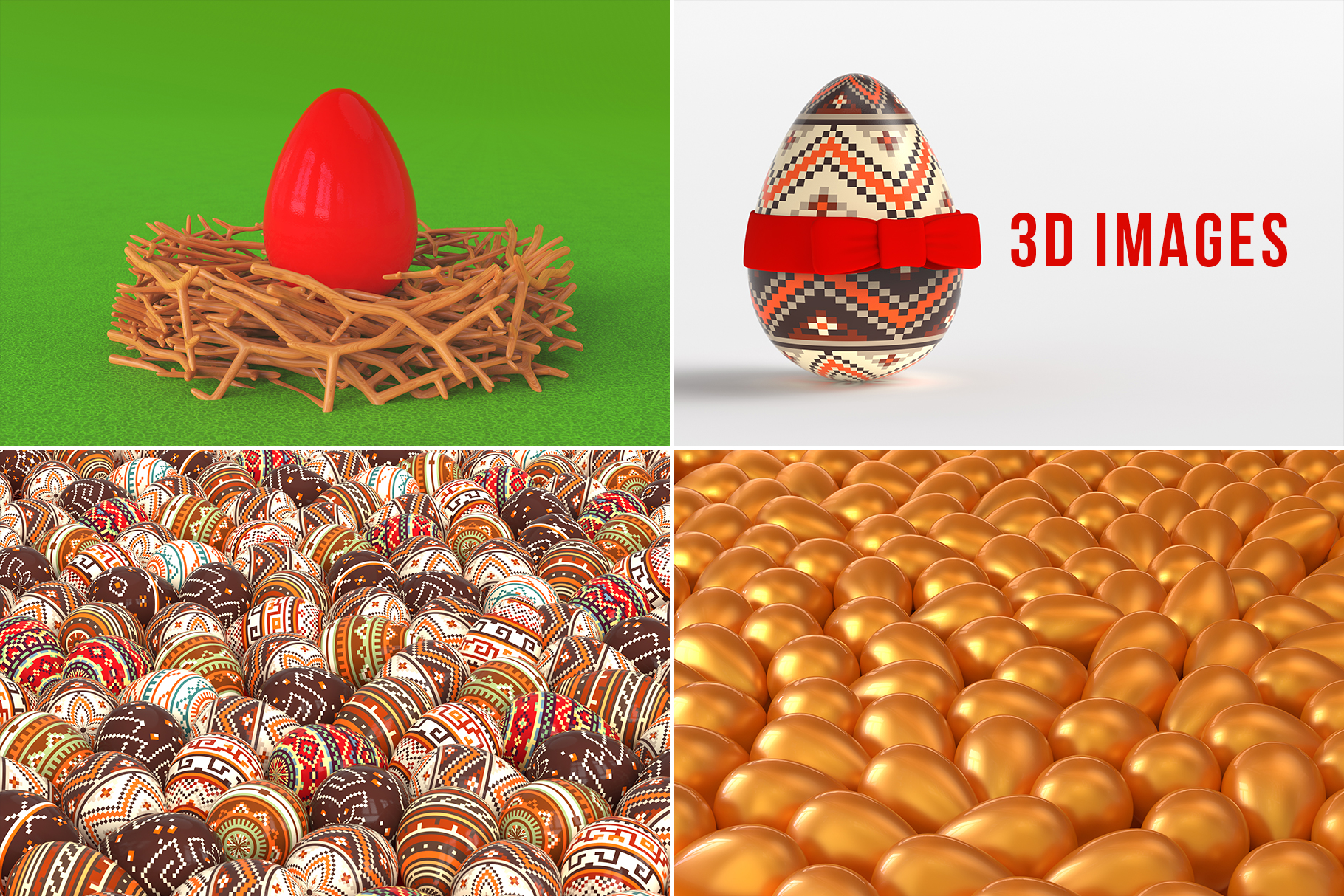 Easter Egg Mockups and Images example image 18