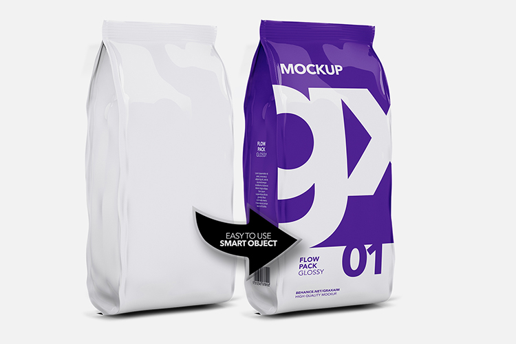 Flow Pack - Mockup - Glossy example image 4