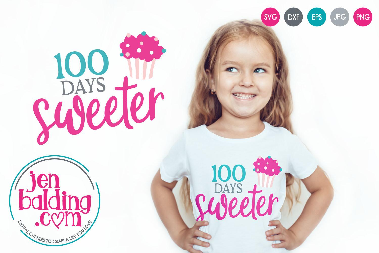 100 Days SVG Bundle example image 2