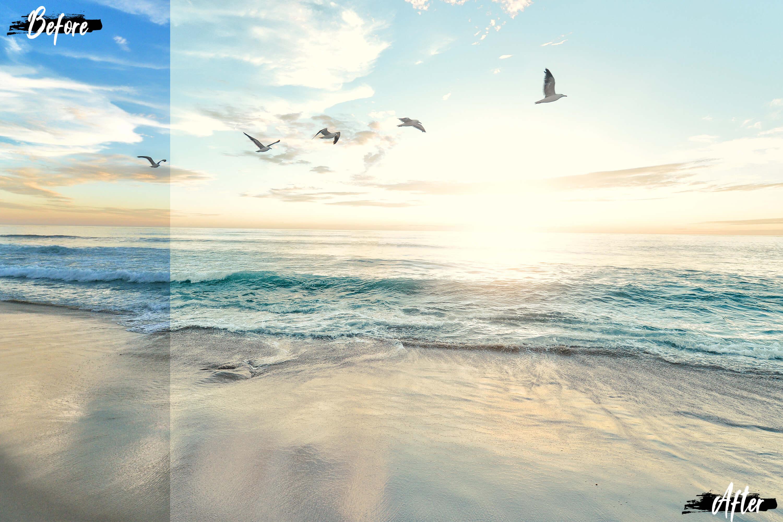 Neo Cream Theme Desktop Lightroom Presets example image 7
