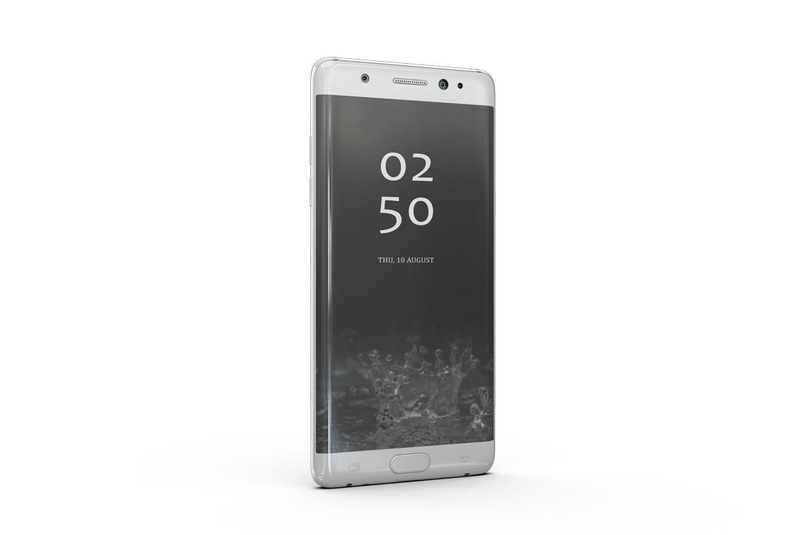 Samsung Galaxy Note 7 Mockup example image 5