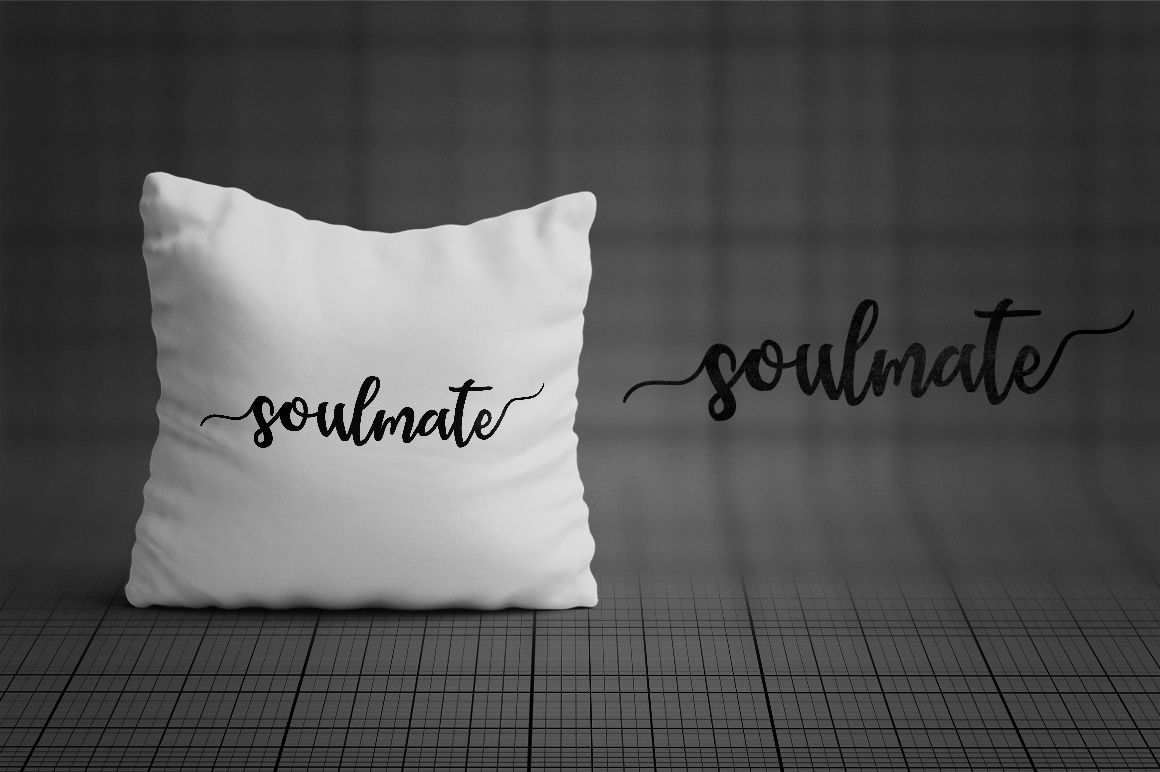 Soulmate Typeface example image 10