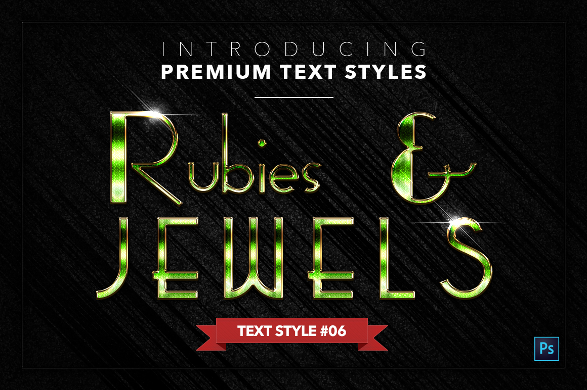 Rubies & Jewels #1 - 20 Text Styles example image 7