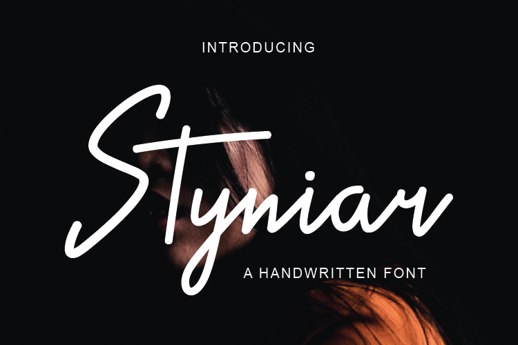 Styniar Font example image 1