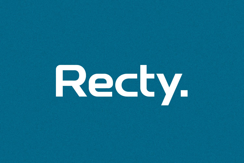 Recty - Logo Design Font example image 1