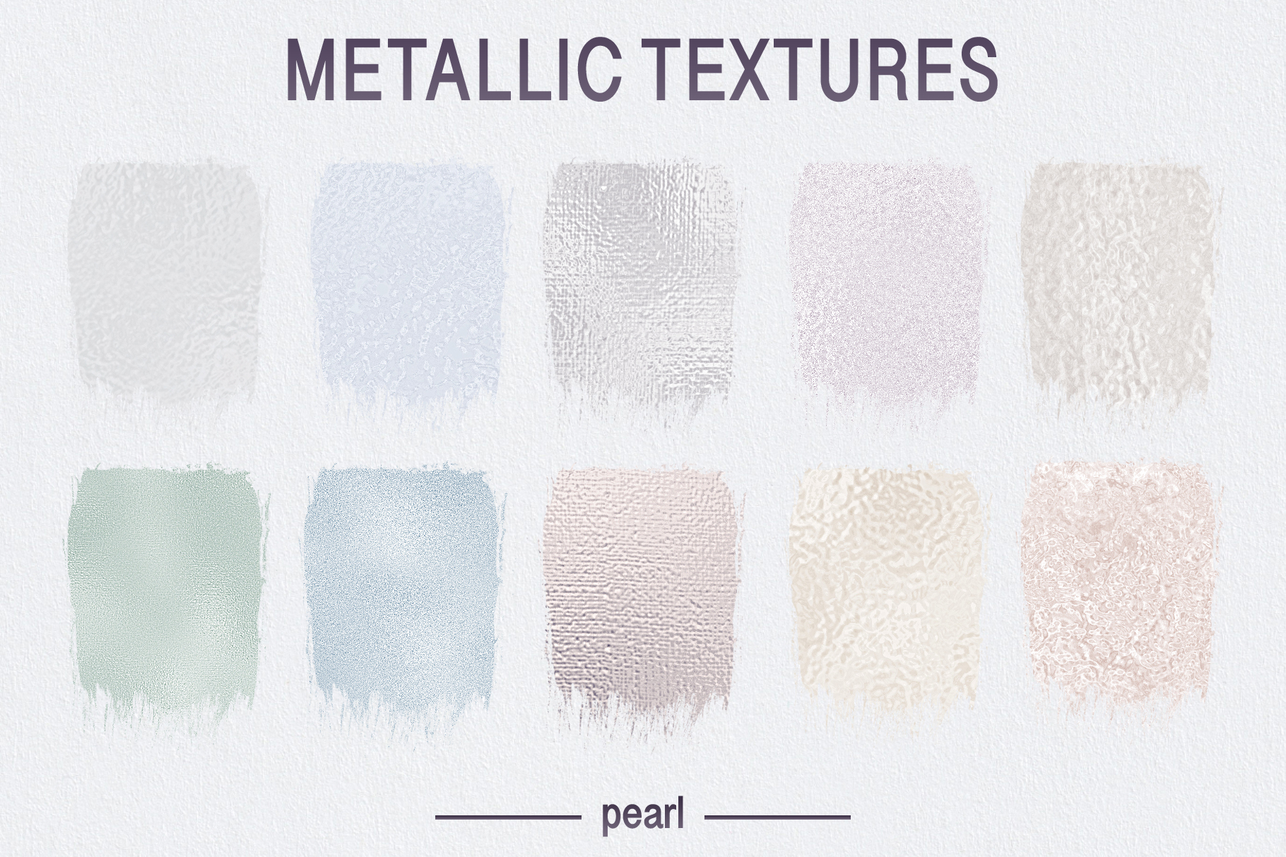 Seamless Textures & Patterns Bundle - Shabby Chic Design Kit example image 13