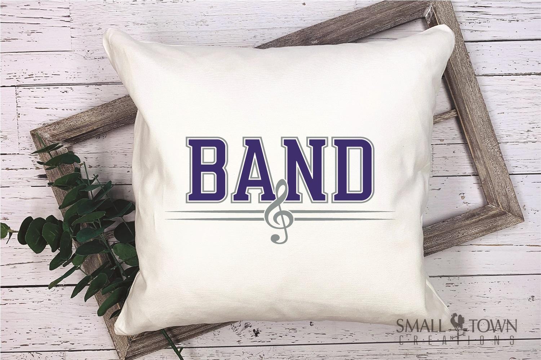 Band, Band logo, Muscial Note, PRINT, CUT & DESIGN example image 3