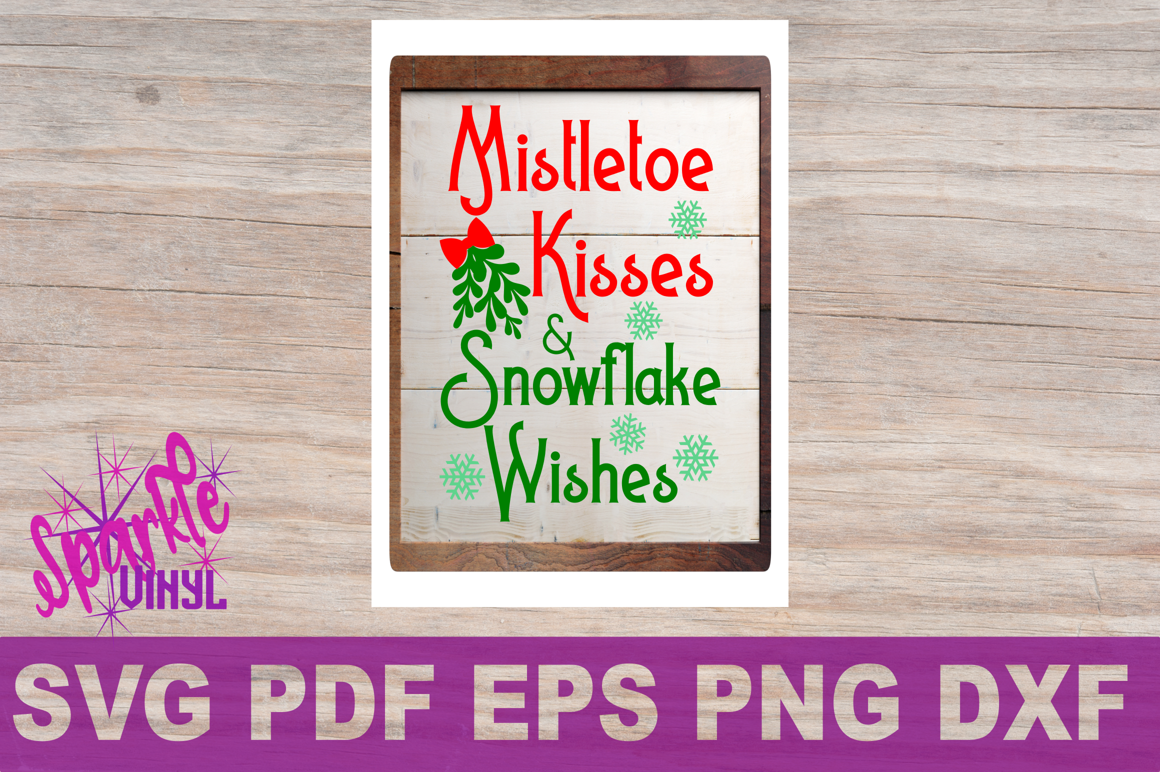 Svg Christmas Sign Stencil Bundle printable svg dxf png pdf esp files for cricut or silhouette Merry Christmas Trees Sold here Mistletoe svg example image 6