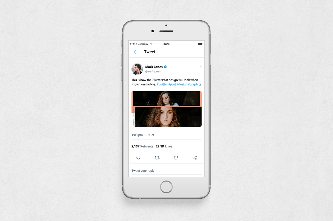 Style Twitter Posts example image 6
