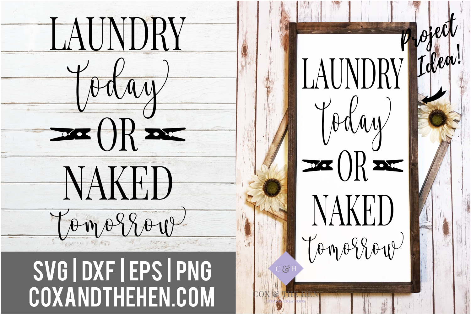 SVG Laundry Today or Naked Tomorrow   Etsy