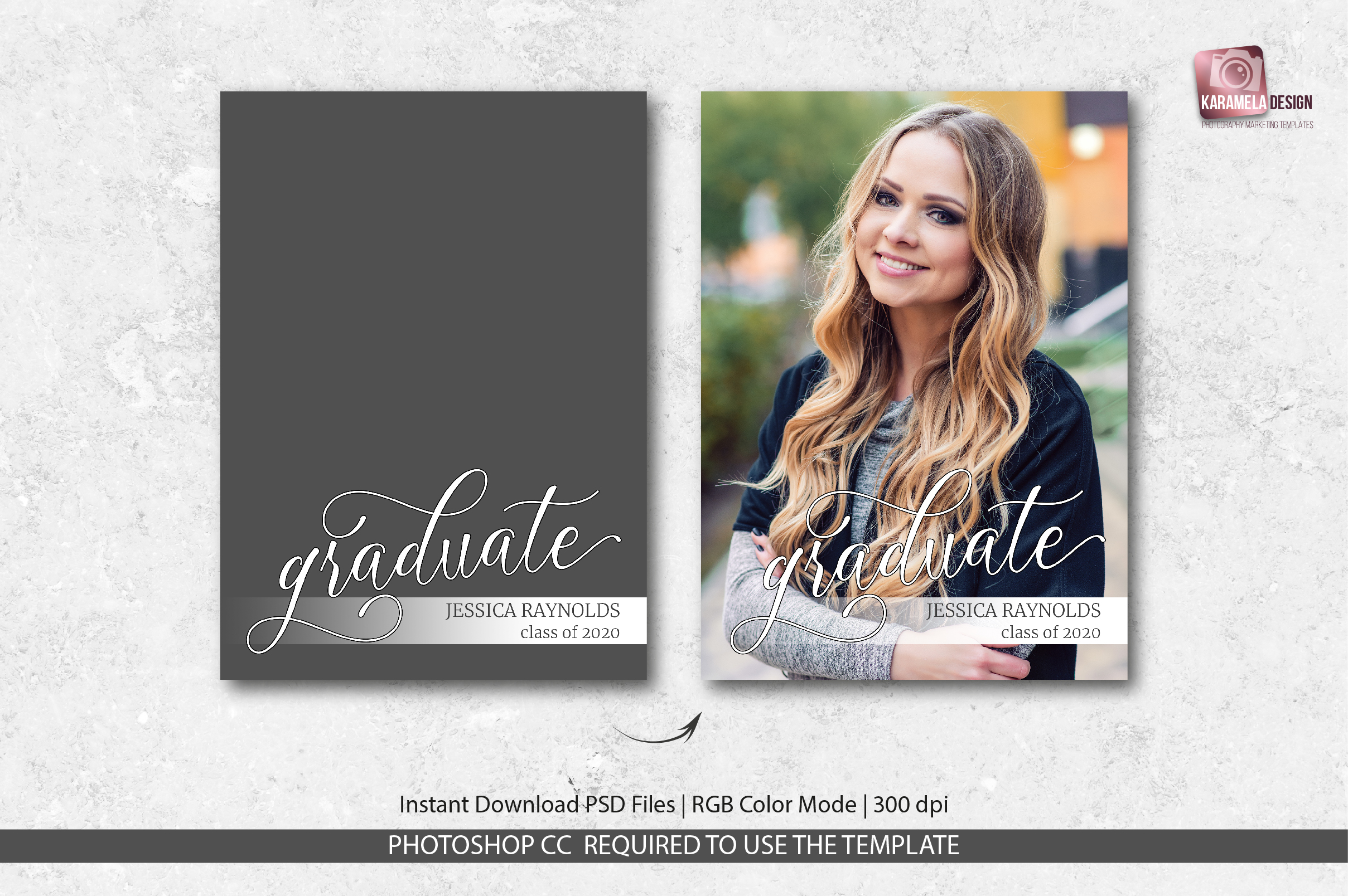 Graduation Announcement Template example image 2