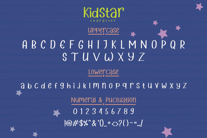Kidstar  example image 6