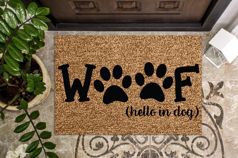 Doormat SVG Bundle example image 4