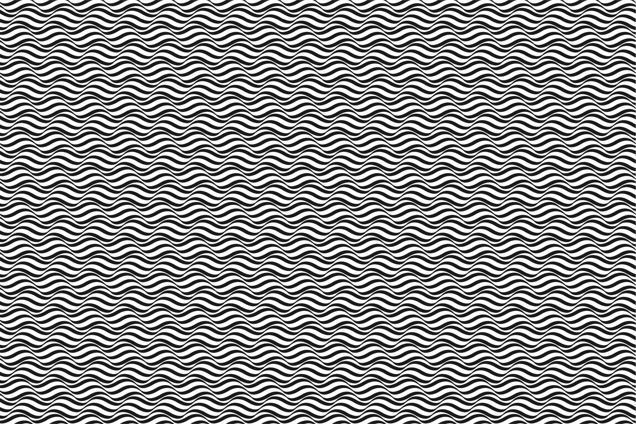 Geometric seamless patterns. B&W. example image 12