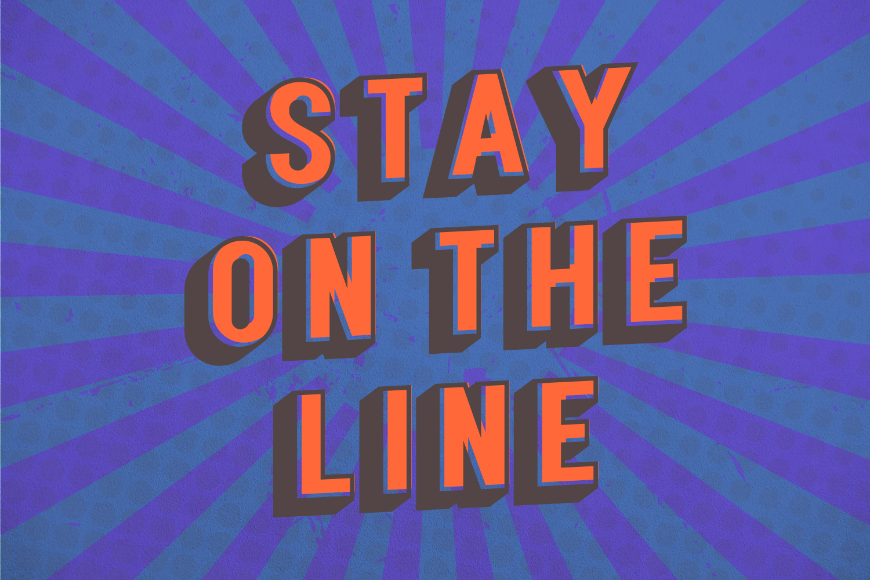 Raising - SVG Font example image 4