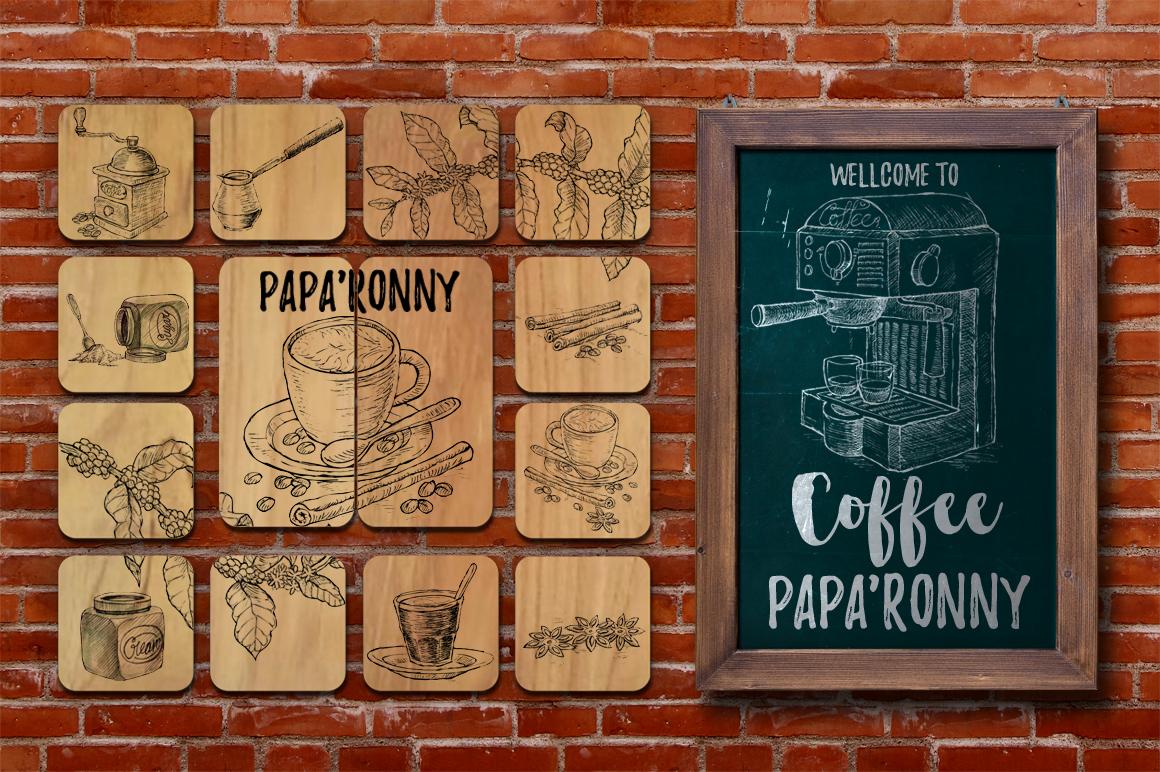 Watercolor Coffee Break example image 7