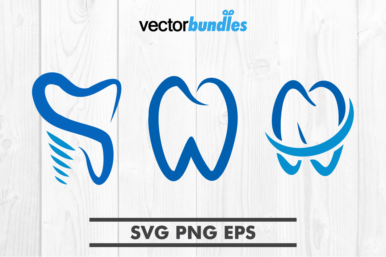 Tooth clip art svg example image 1