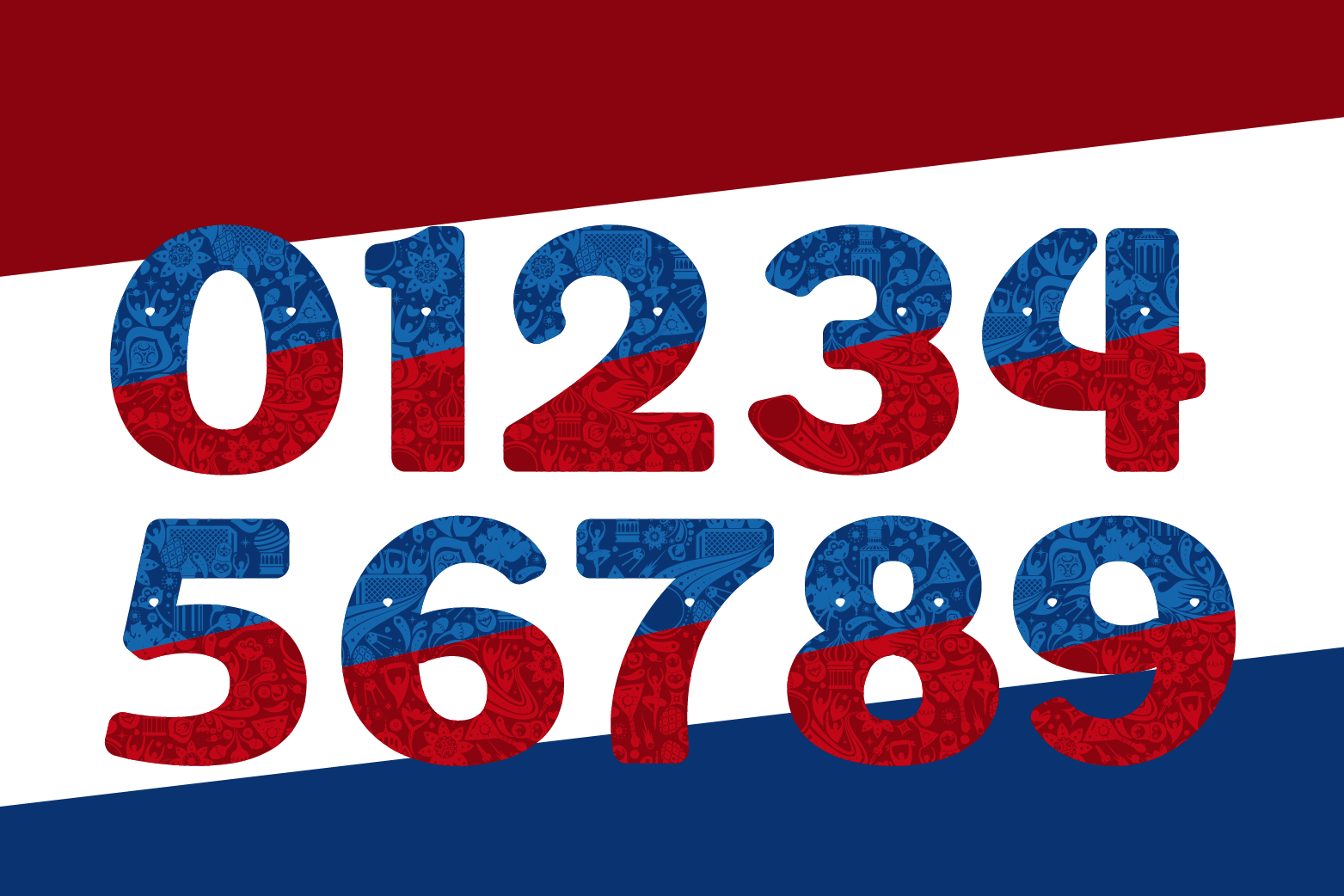 Russia Font 2018 example image 10