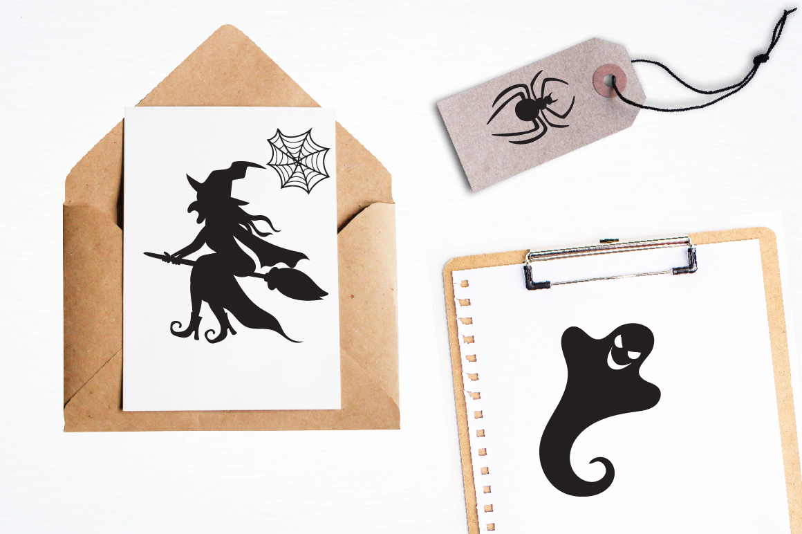 Halloween Fun graphics and illustrations example image 4