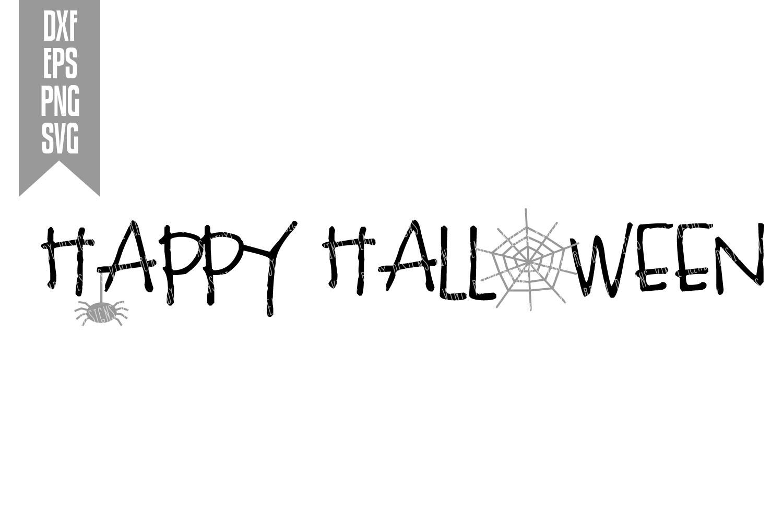 Halloween Bundle #1- 30 designs - Vector Clip Art File example image 3