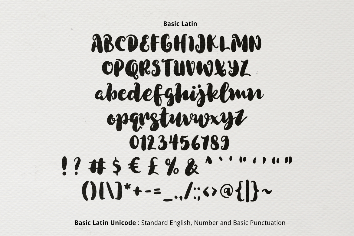 Quirky Font example image 2
