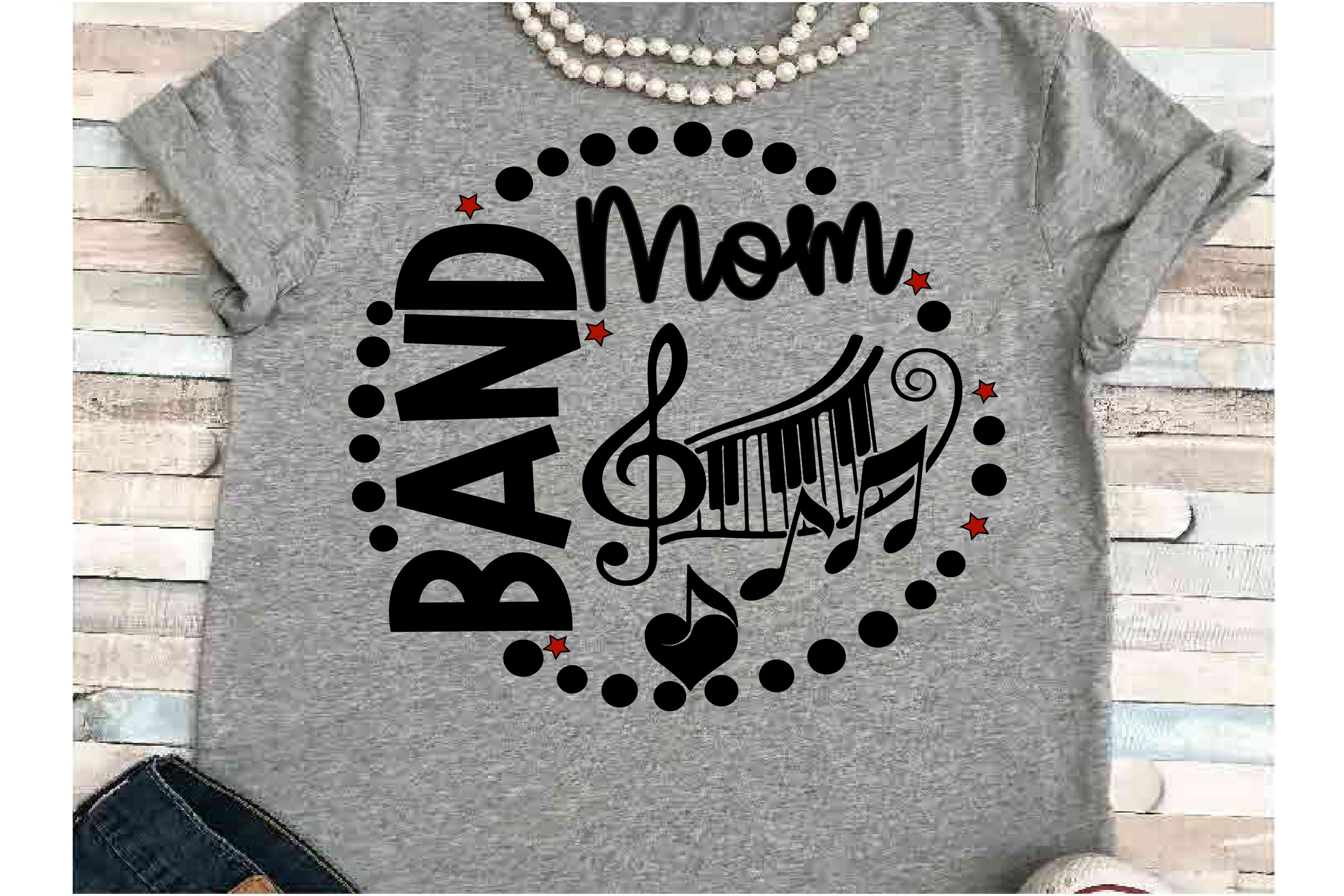 Band svg DXF JPEG Silhouette Cameo Cricut Marching Band example image 1