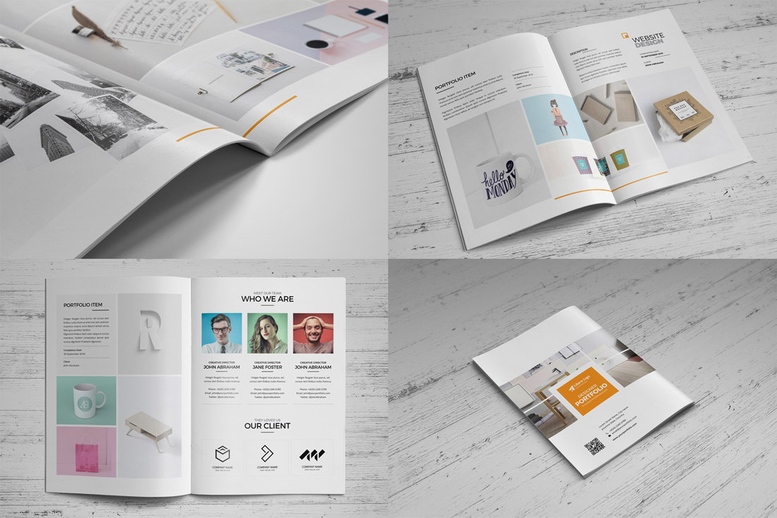 Portfolio Brochure Bundle example image 17
