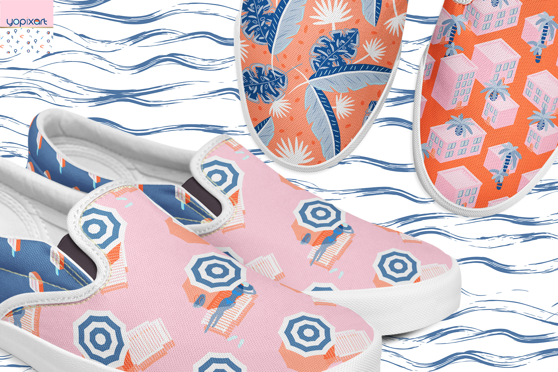 Summer Vibes - Graphics & Patterns example image 2