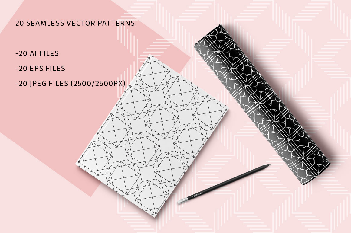 Line patterns example image 2