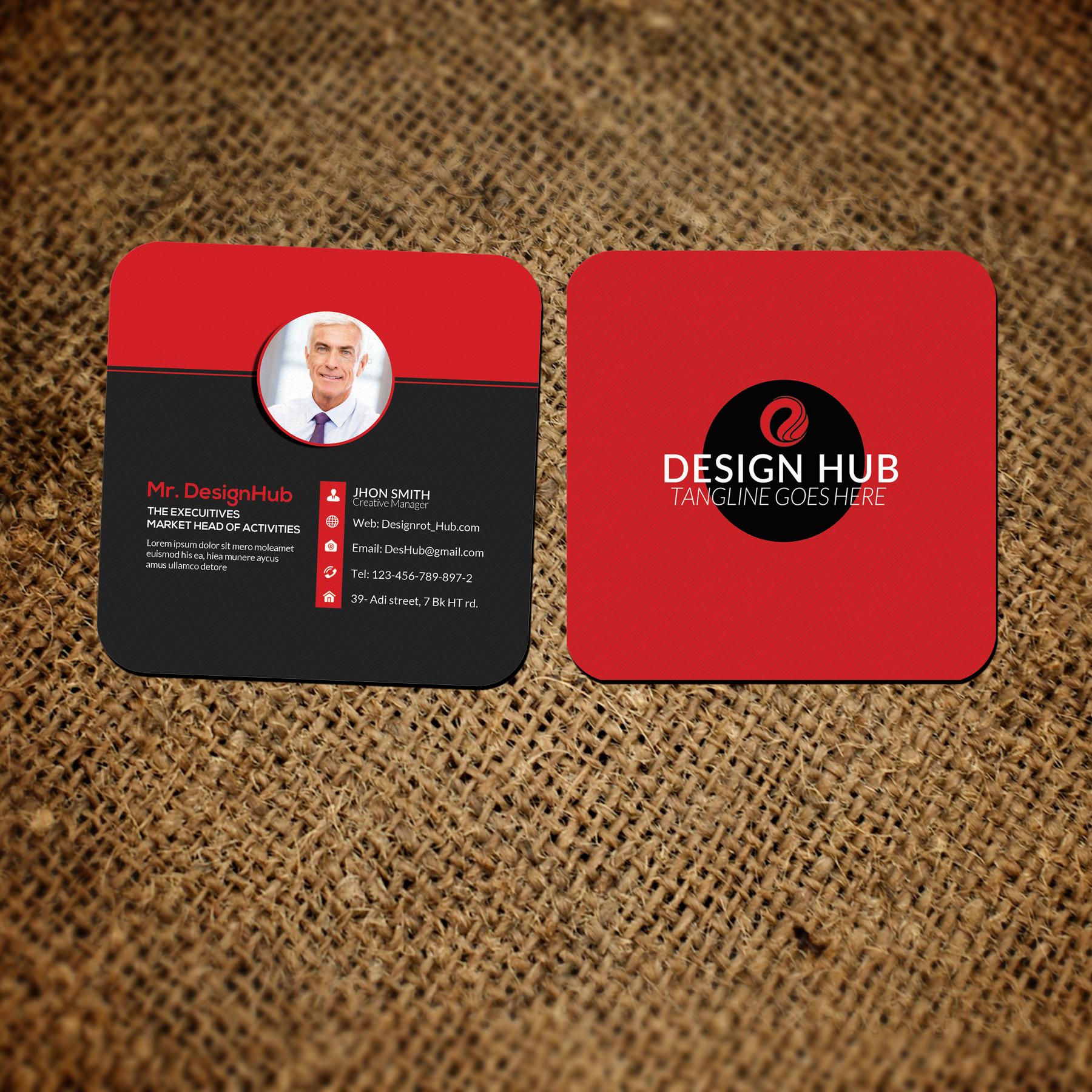Mini Square Social Cards example image 2