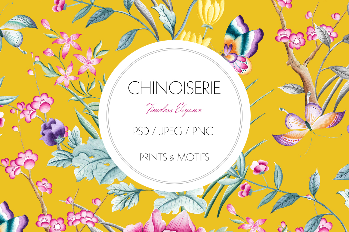 Chinoiserie example image 7