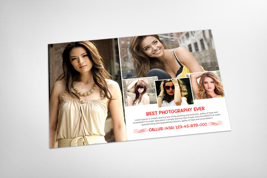 Professional Photography Postcard example image 3