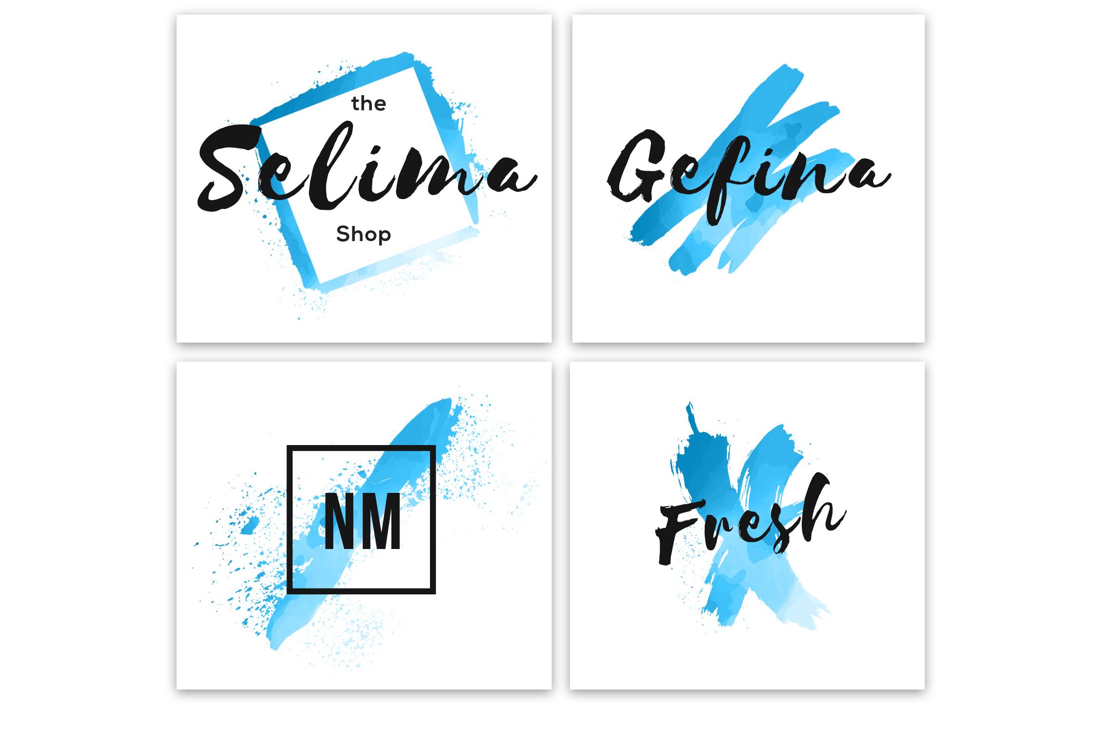65 Best Branding Logo Templates example image 3