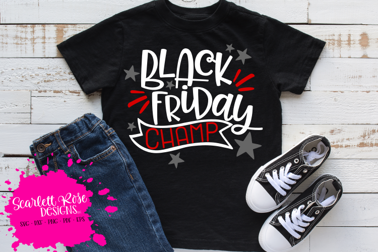 Black Friday SVG Bundle example image 11