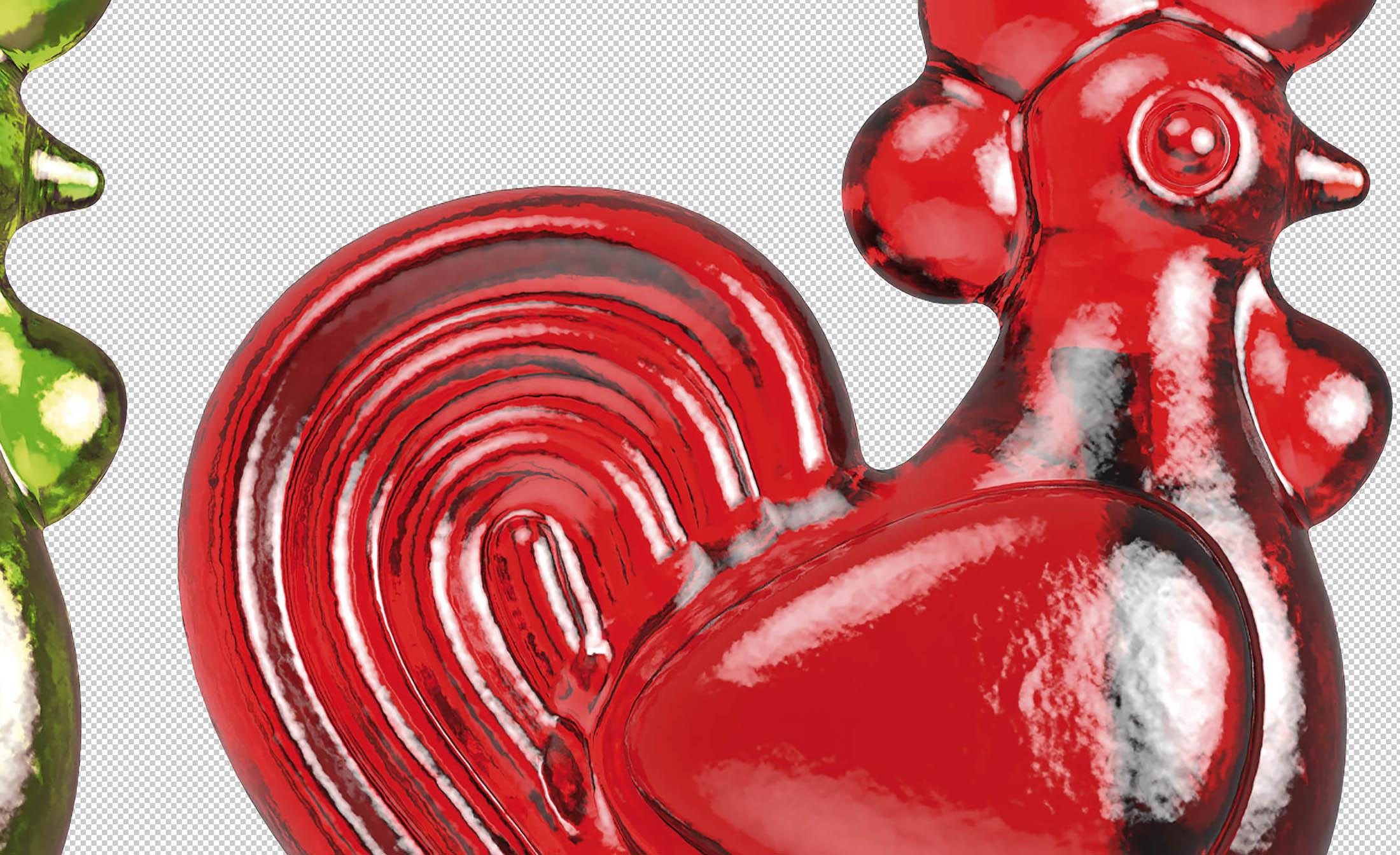 Cockerel candy example image 3