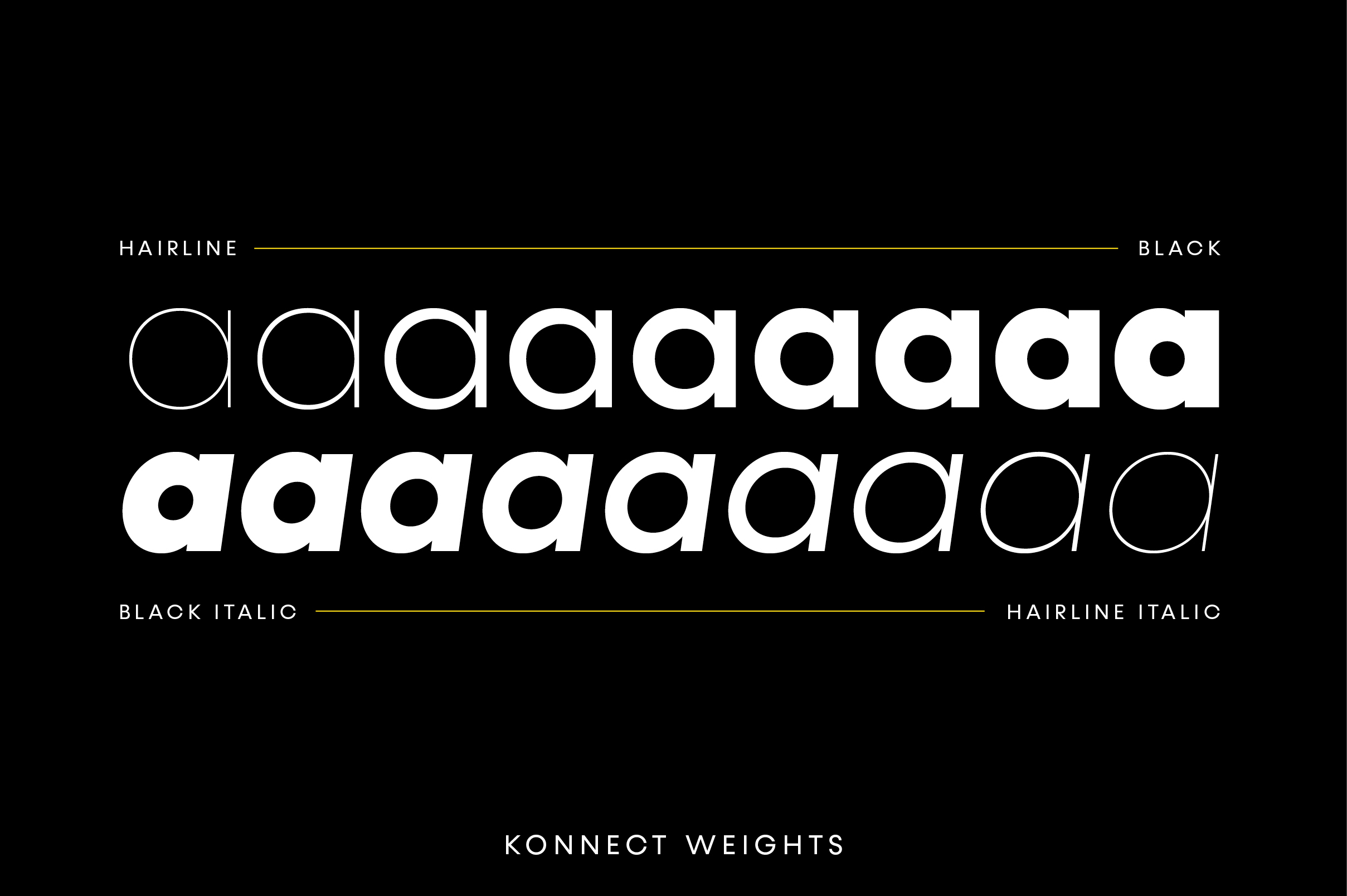 Konnect Font Family example image 6