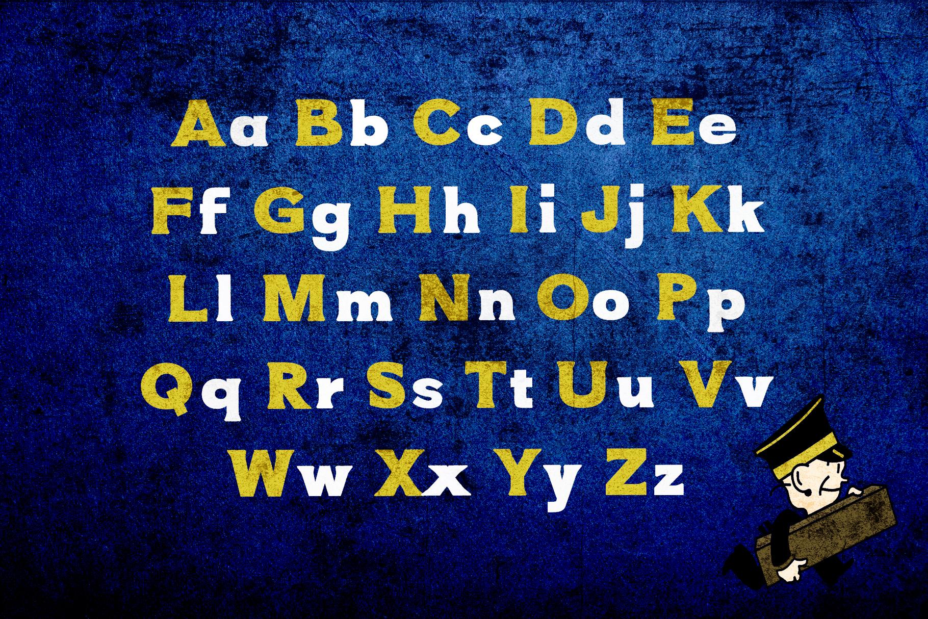 Atomic Typeface example image 5