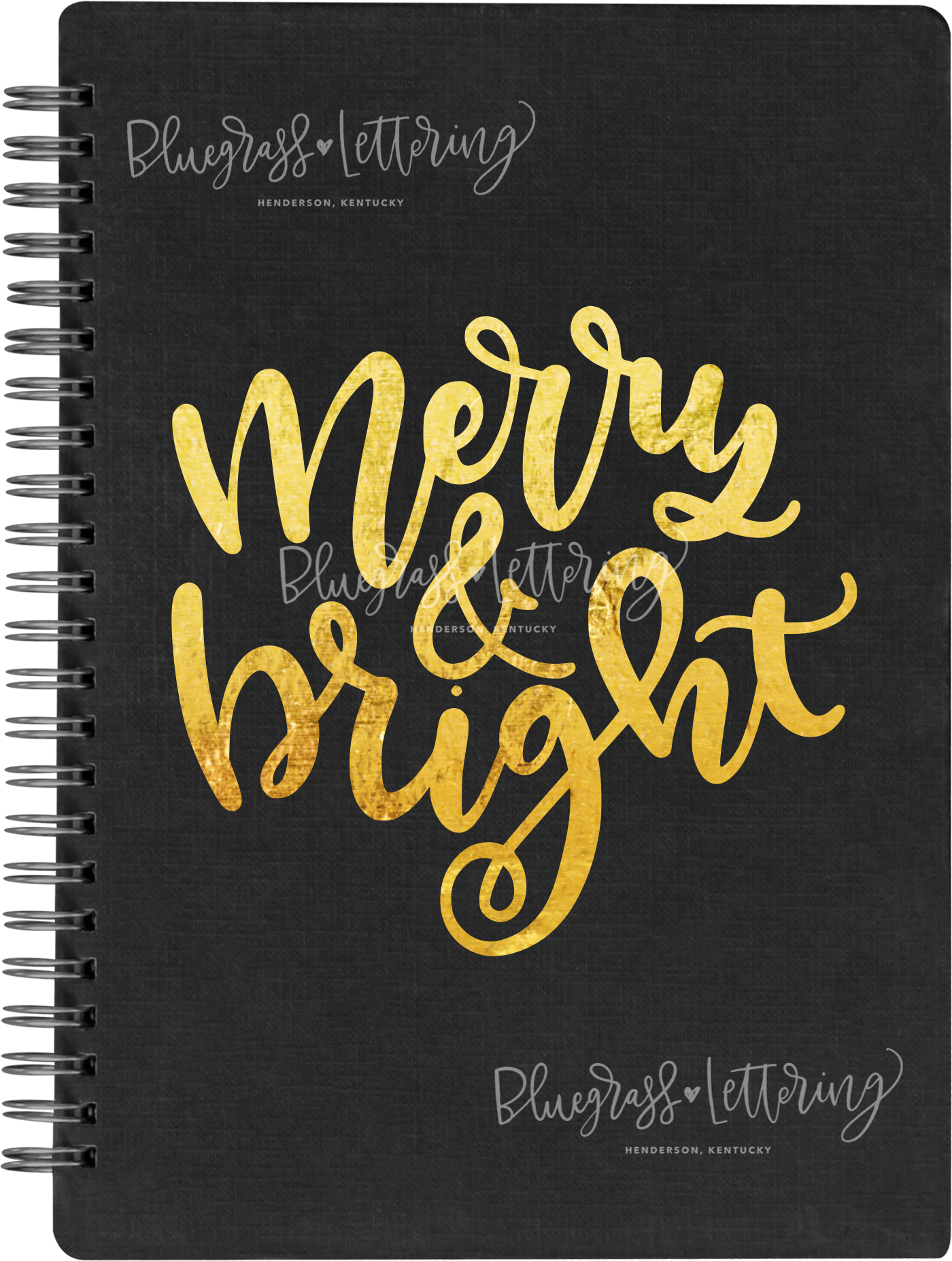 Handlettered Christmas SVG Pack example image 7