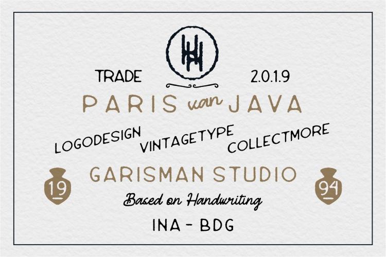 Hoolegan Font Duo example image 3