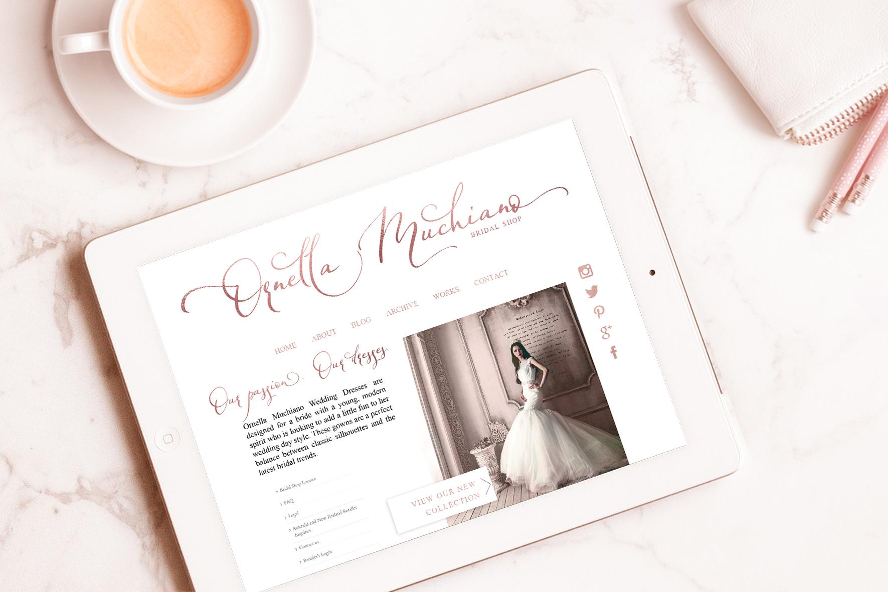 Miss Katherine font + Extras & Logo example image 7