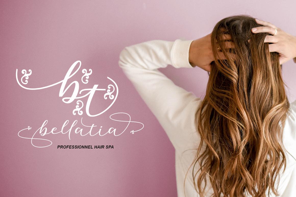 Mithana Font Duo example image 7
