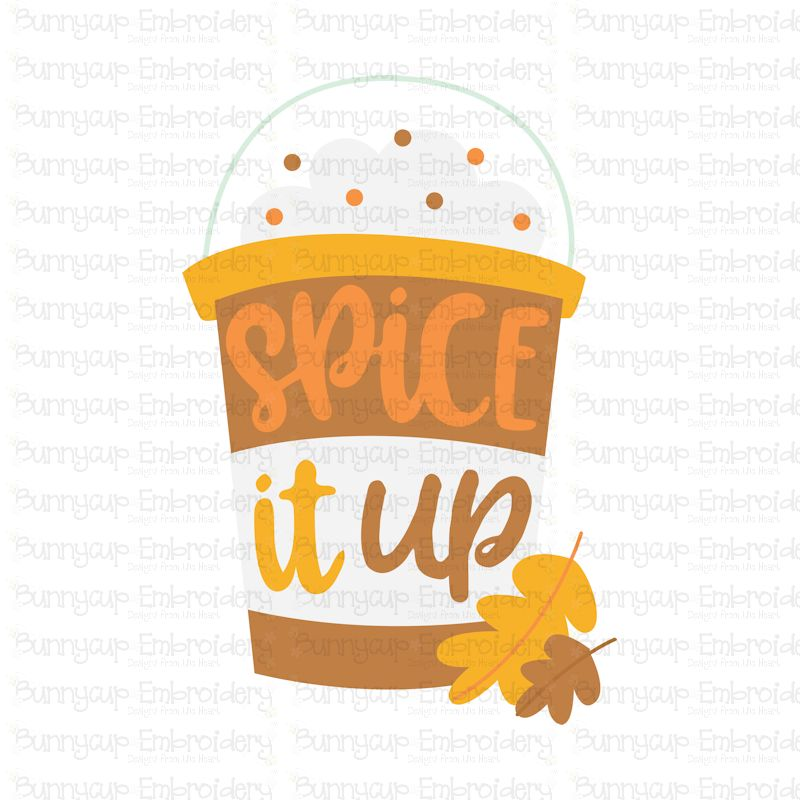 Spice It Up - SVG, Clipart, Printable example image 2