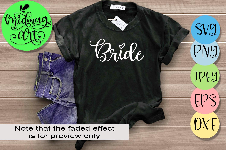 Bride svg, engagement svg example image 1