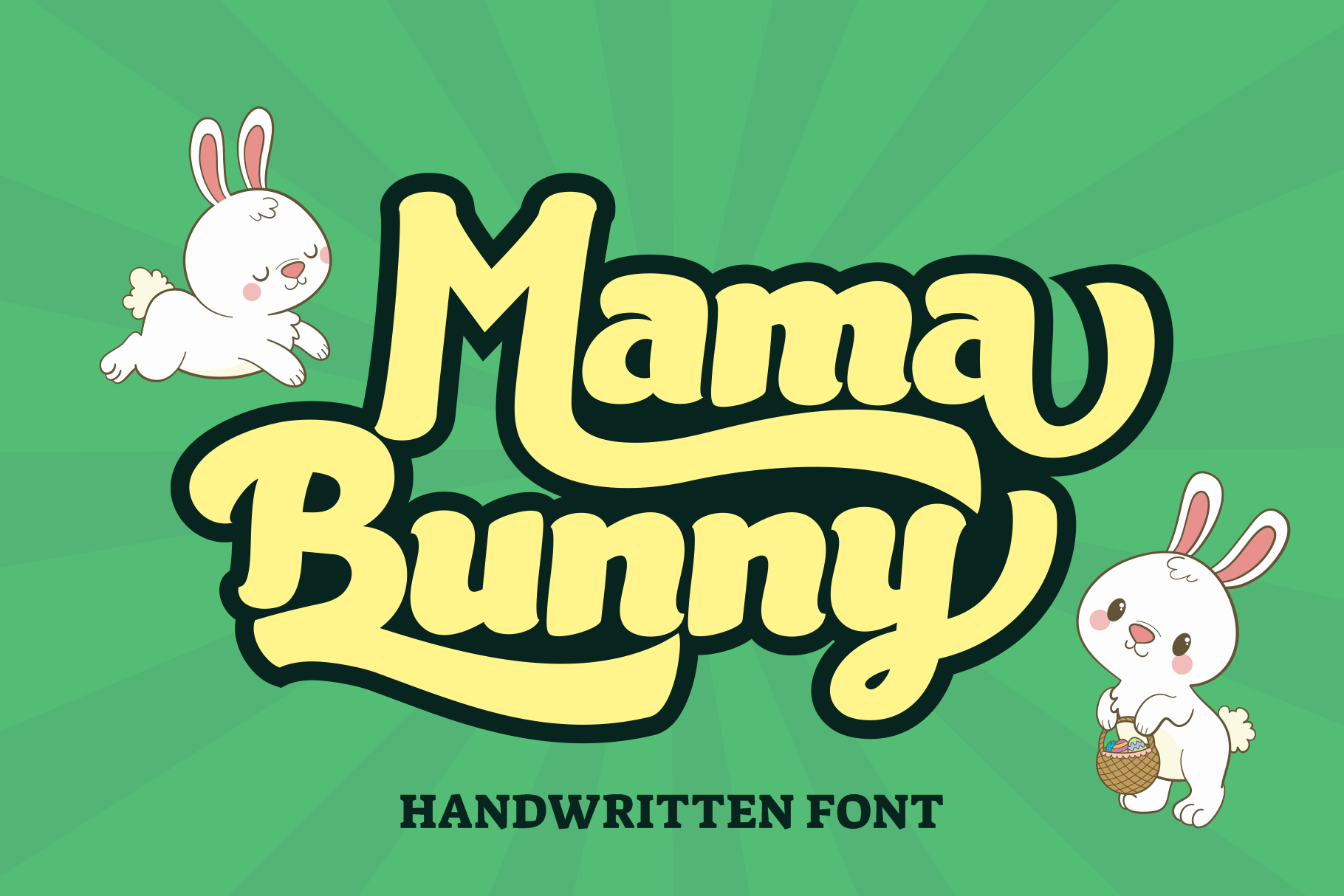 Mama Bunny example image 1