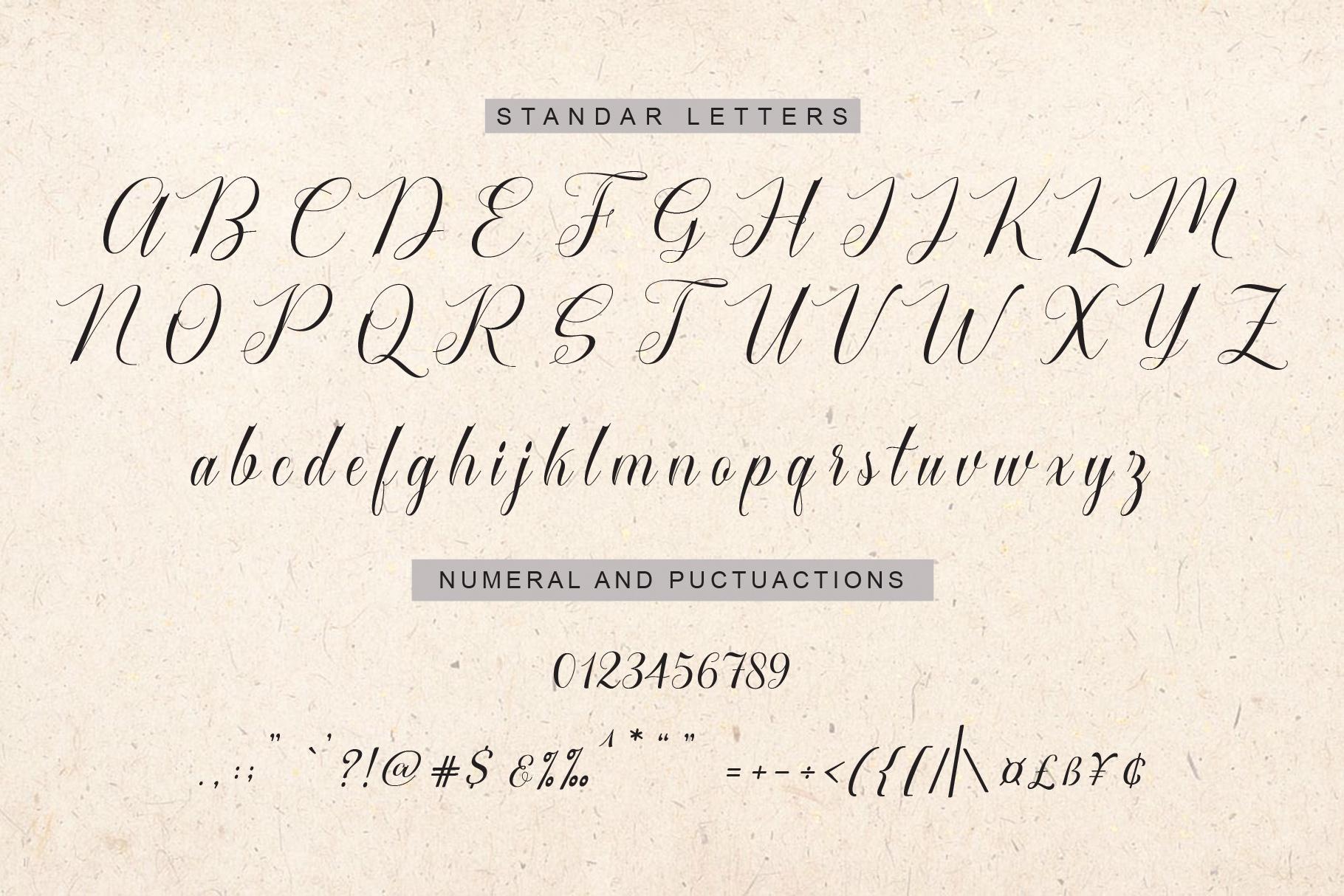 Cataline Script example image 11