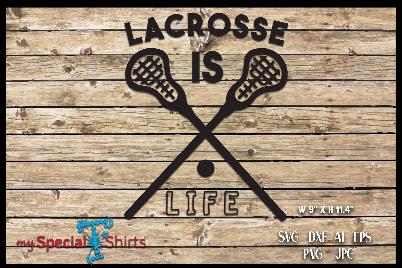 Lacrosse Mobile SVG, DFX, EPS, JPG, PNG example image 1
