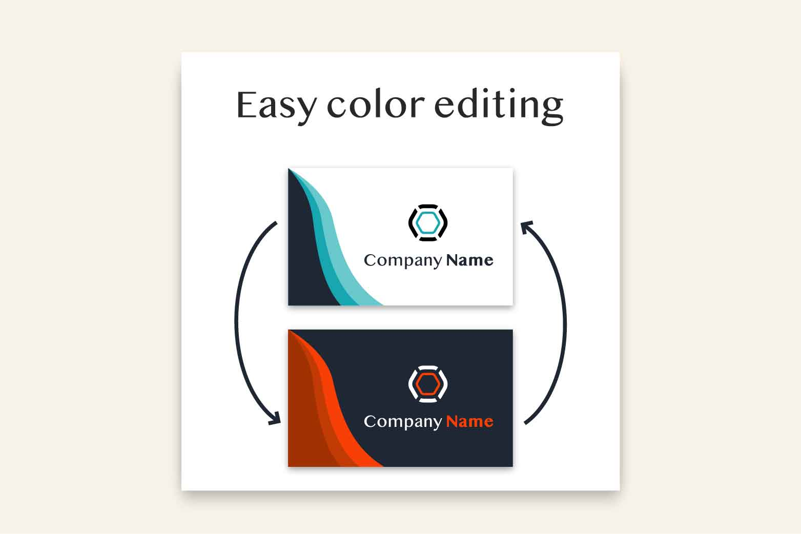 Business Card Template example image 4