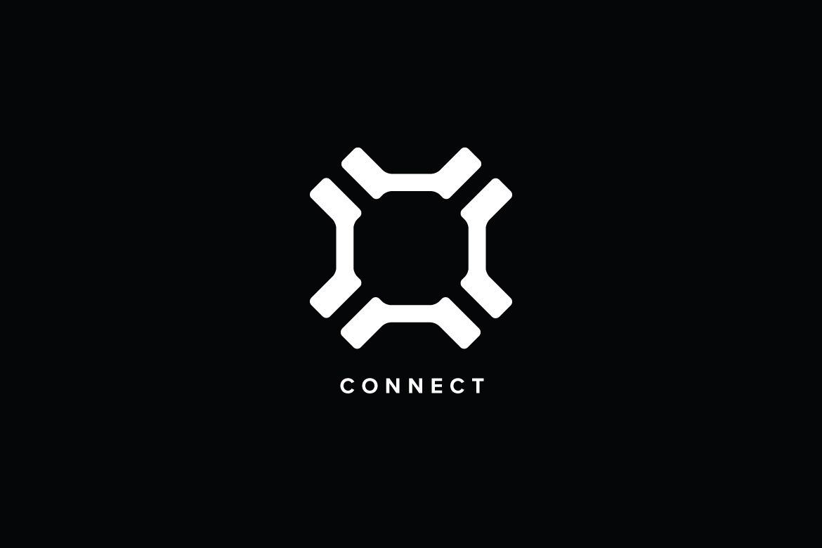 Connect Logo Template example image 3